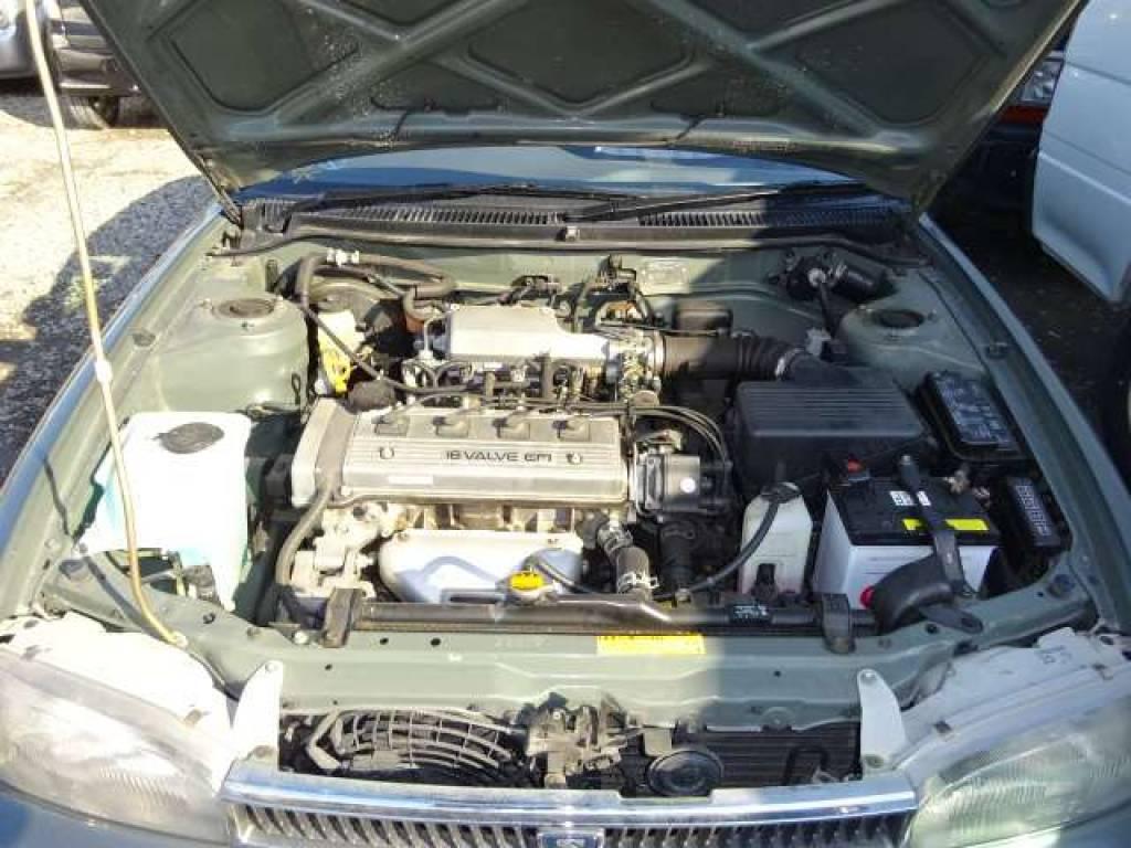Used 1994 MT Toyota Sprinter Sedan AE100 Image[8]