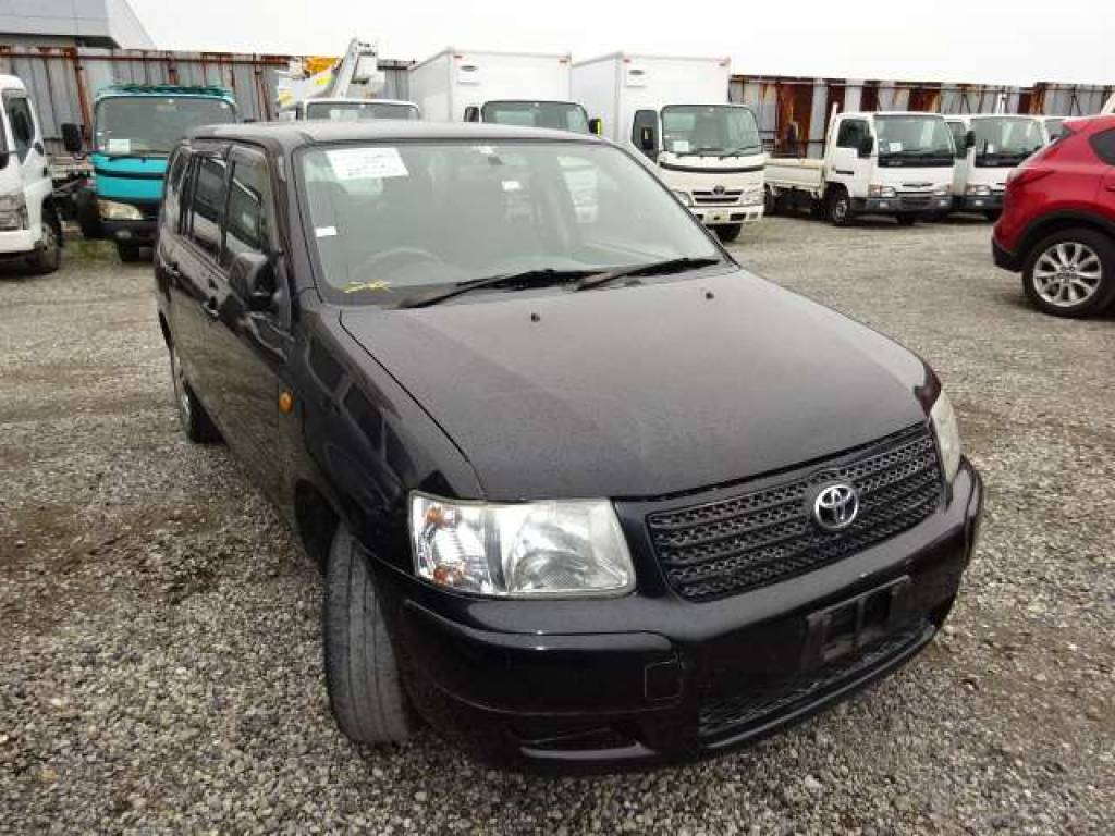 Used 2010 AT Toyota Succeed Wagon NCP58G