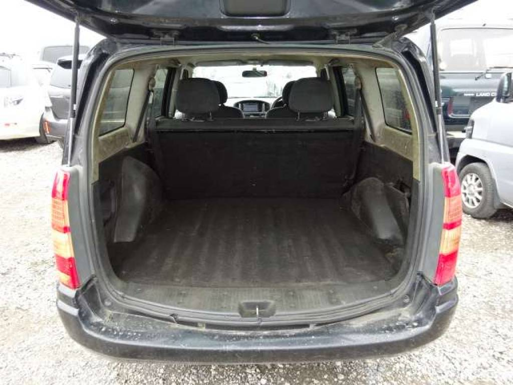 Used 2010 AT Toyota Succeed Wagon NCP58G Image[6]