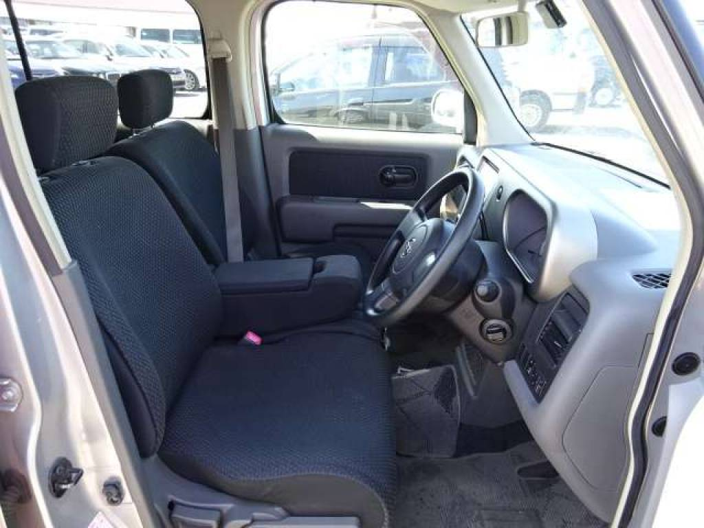 Used 2007 AT Nissan Cube Cubic YGZ11 Image[9]