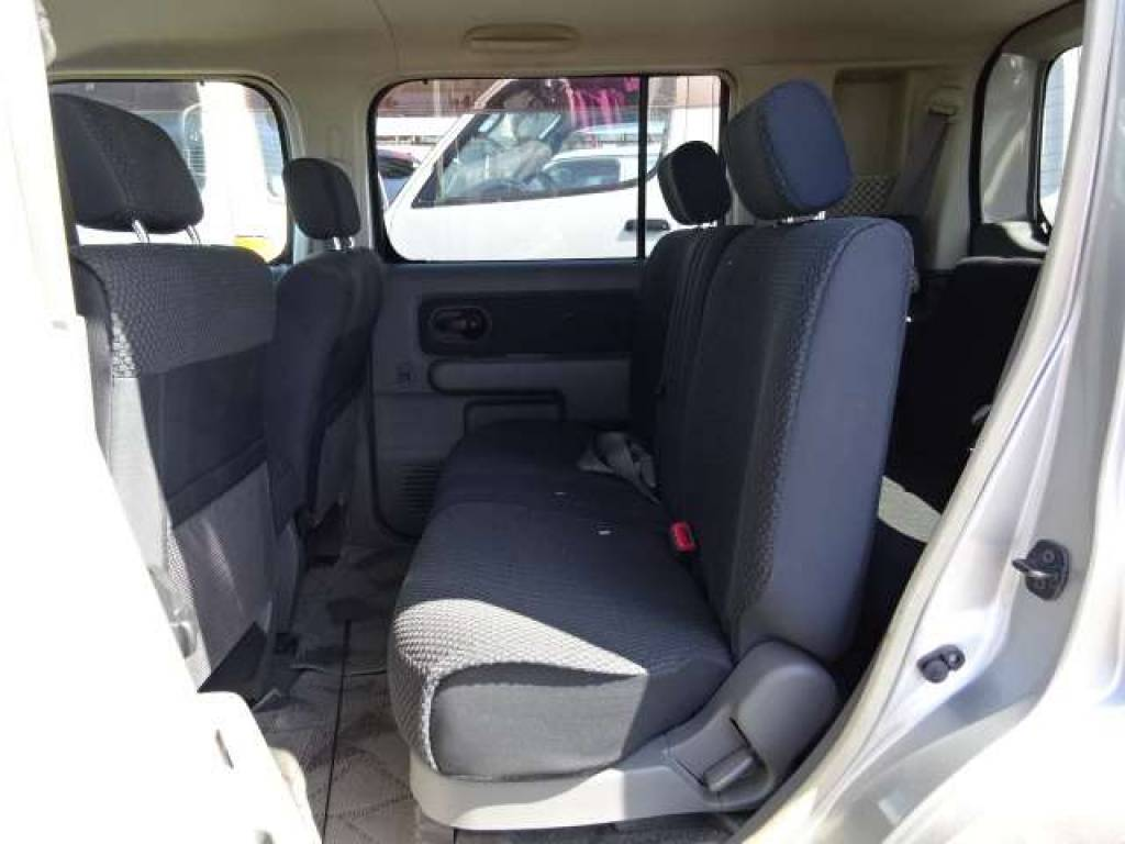 Used 2007 AT Nissan Cube Cubic YGZ11 Image[11]
