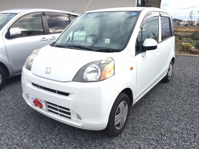 Used 2009 AT Honda Life DBA-JC1