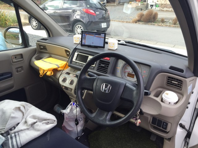Used 2009 AT Honda Life DBA-JC1 Image[1]