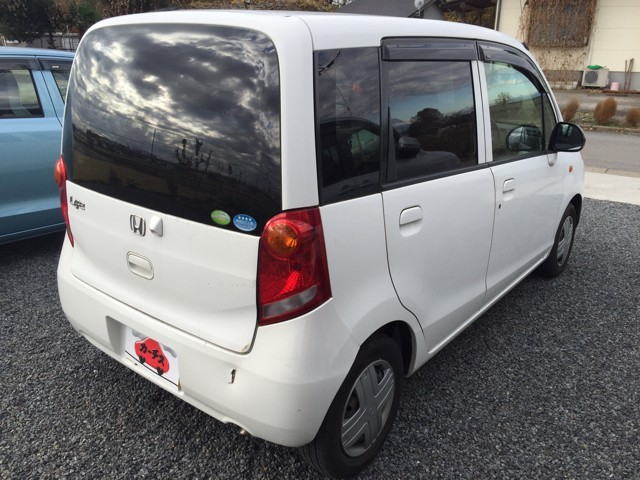 Used 2009 AT Honda Life DBA-JC1 Image[2]
