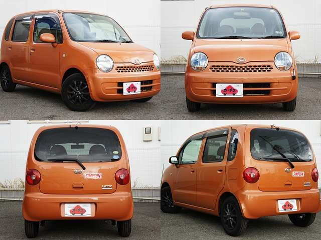 Used 2006 AT Daihatsu Move Latte DBA-L550S Image[8]