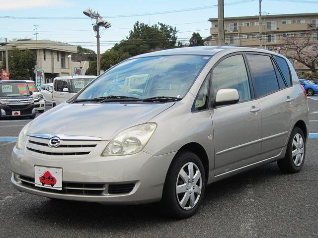 Used 2004 AT Toyota Corolla Spacio UA-NZE121N