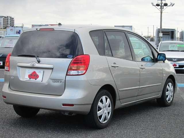 Used 2004 AT Toyota Corolla Spacio UA-NZE121N Image[2]