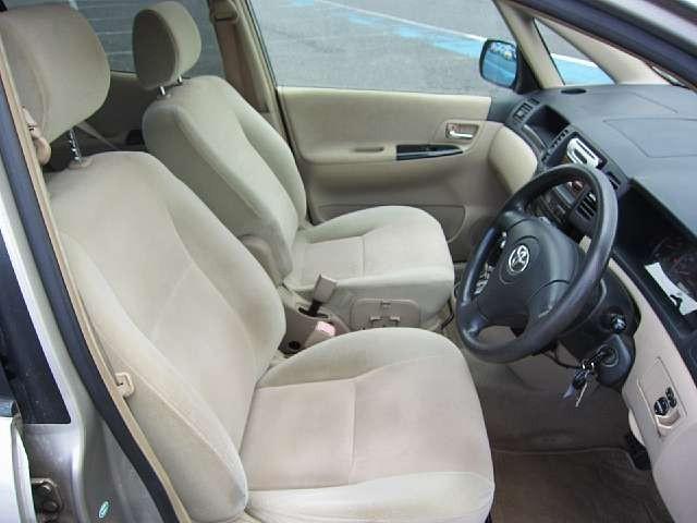 Used 2004 AT Toyota Corolla Spacio UA-NZE121N Image[9]