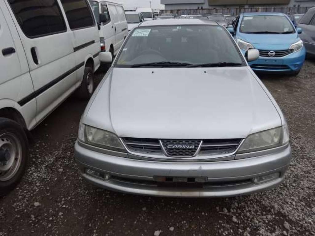 Used 1999 MT Toyota Carina AT211 Image[1]