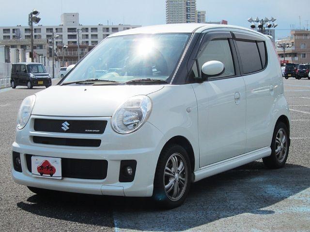 Used 2006 AT Suzuki MR Wagon CBA-MF22S