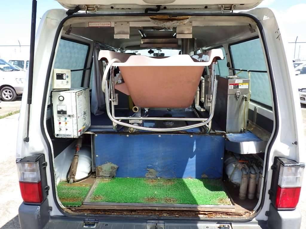 Used 2009 MT Nissan Vanette Van SK82VN Image[15]