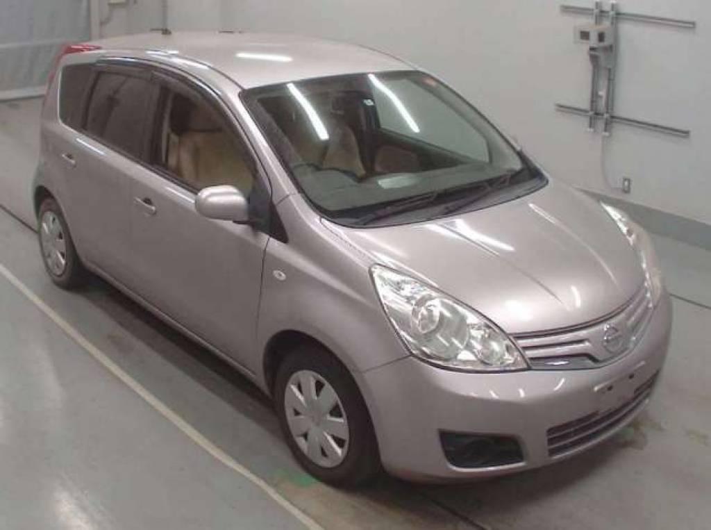 Used 2010 AT Nissan Note DBA-E11