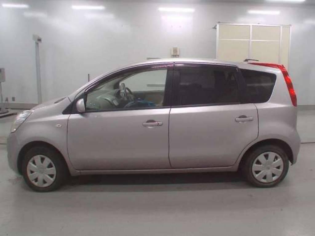Used 2010 AT Nissan Note DBA-E11 Image[3]