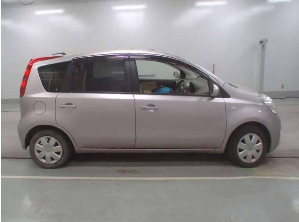 Used 2010 AT Nissan Note DBA-E11 Image[4]