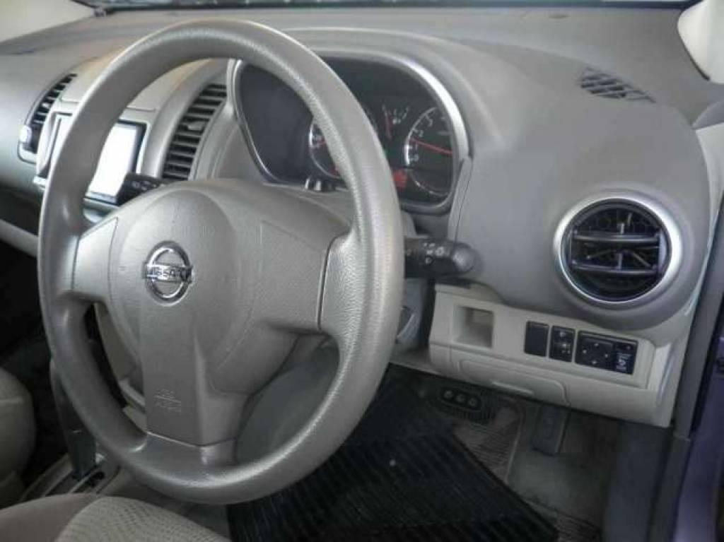 Used 2010 AT Nissan Note DBA-E11 Image[8]