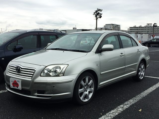 Used 2004 AT Toyota Avensis CBA-AZT250