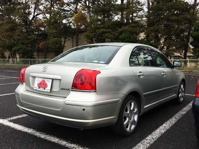 Used 2004 AT Toyota Avensis CBA-AZT250 Image[2]