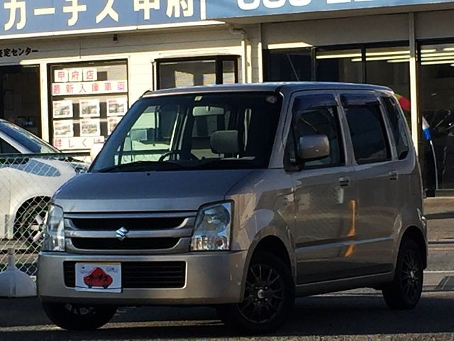 Used 2006 AT Suzuki Wagon R DBA-MH21S
