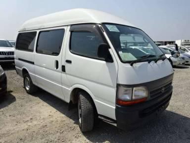 Toyota Hiace Van 1999 from Japan