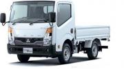 Mitsubishi canter-guts